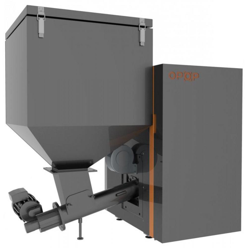 Автоматический котёл на уголь и гранулы OPOP H835-AP