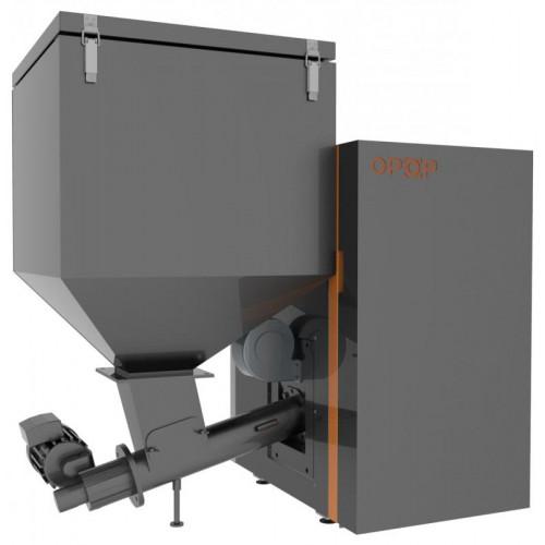 Автоматический котёл на уголь и гранулы OPOP H845-AP