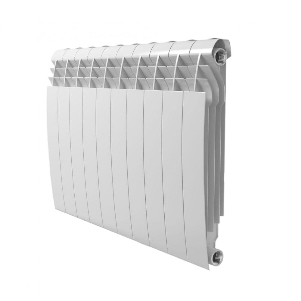 Алюминиевый радиатор Lammin Lux 500-87-10