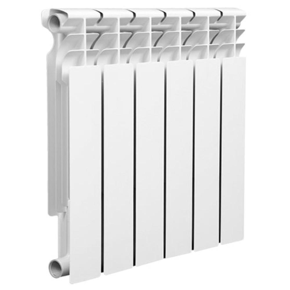 Биметаллический радиатор Lammin PREMIUM BM500-80-8
