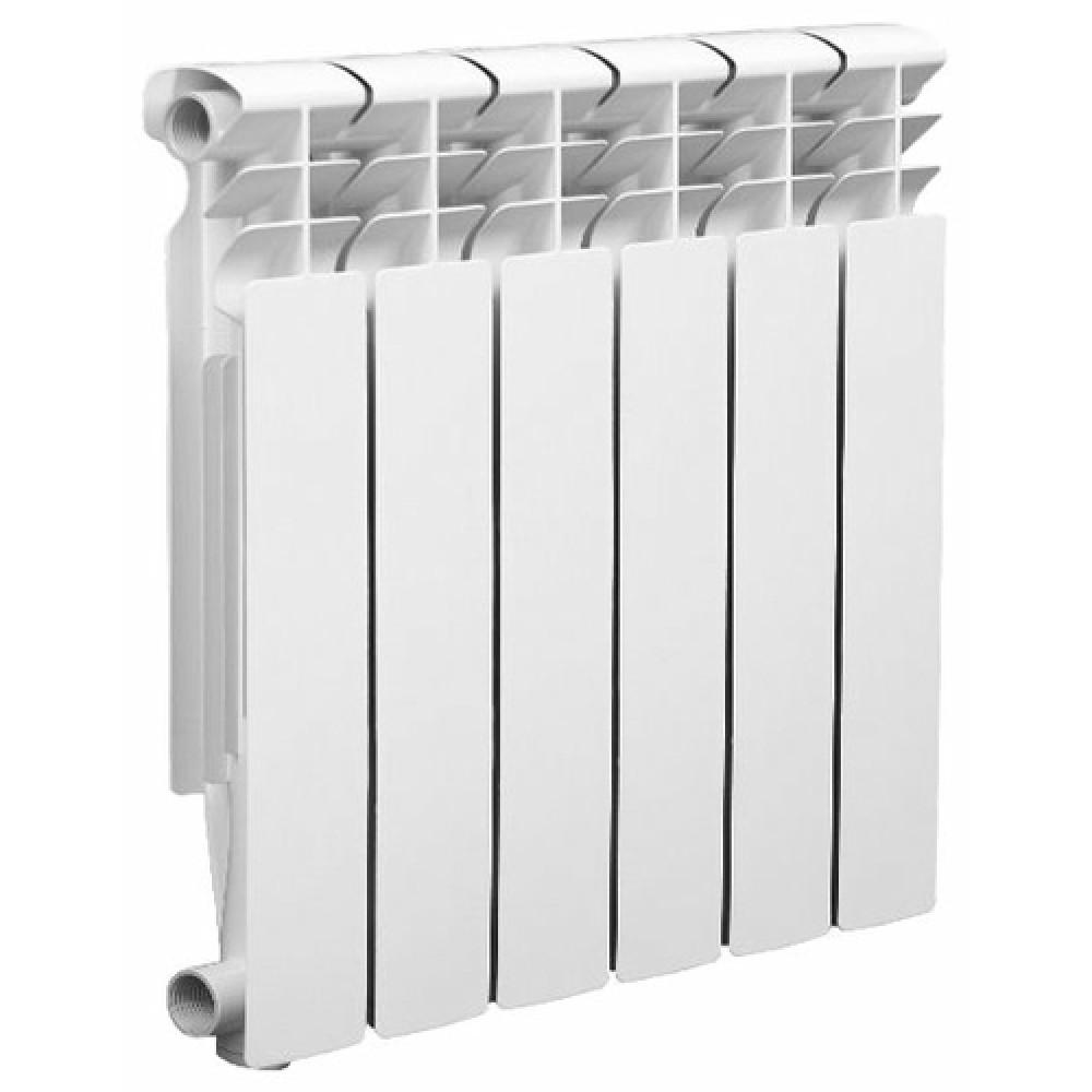 Алюминиевый радиатор Lammin ECO AL500-100-4
