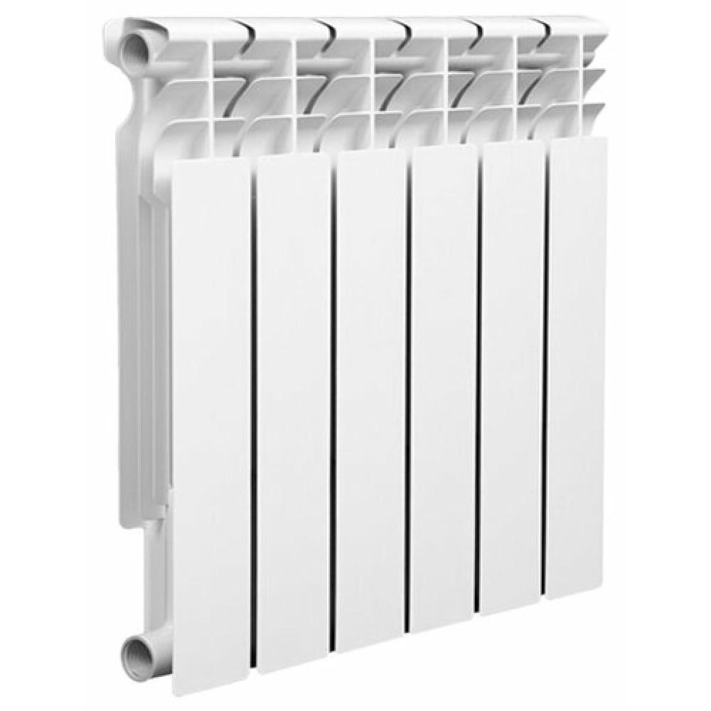 Биметаллический радиатор Lammin ECO BM500-80-6