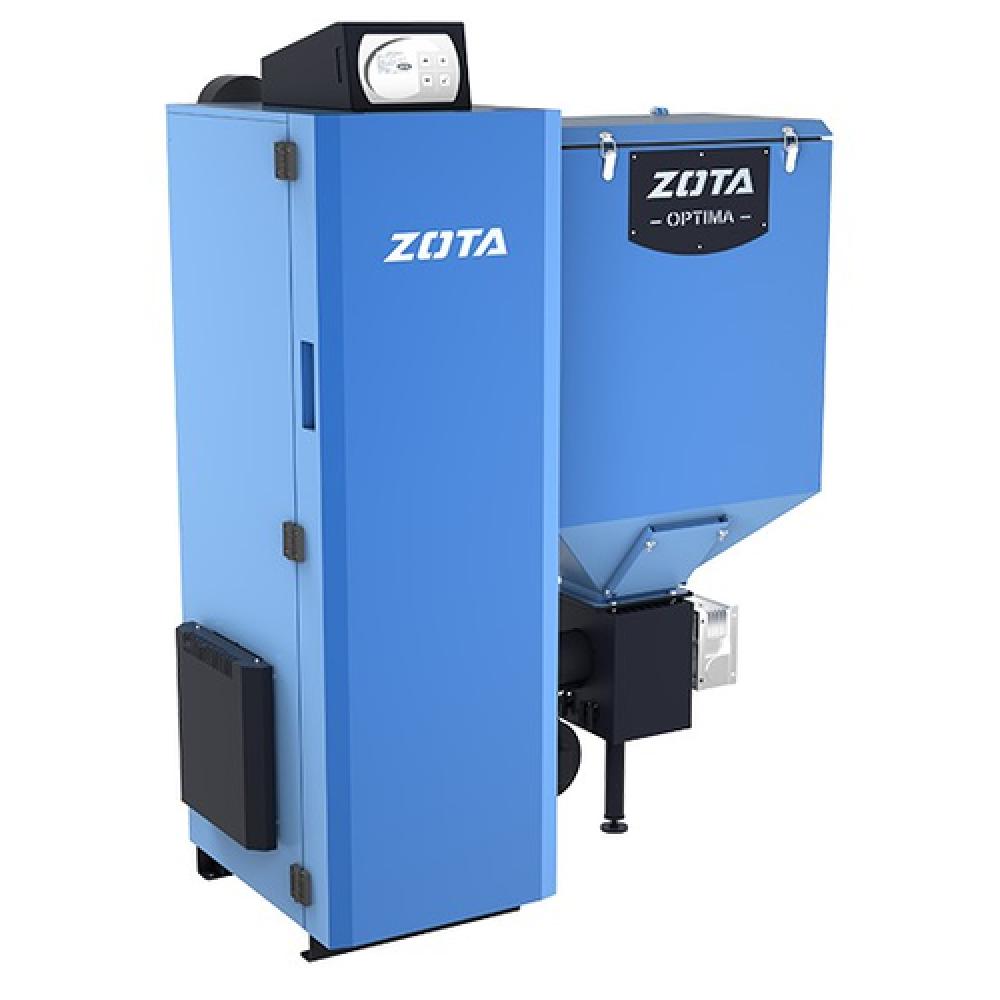 Твердотопливный котел Zota Optima-40